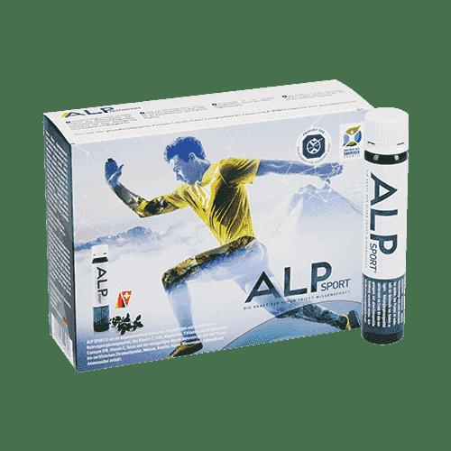 ALP SPORT - Hochwertige Mikronährstoffe für Sportler